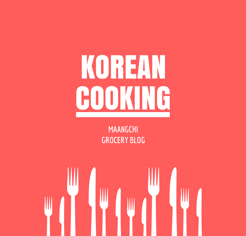 Korean Cooking Maangchi Grocery Blog