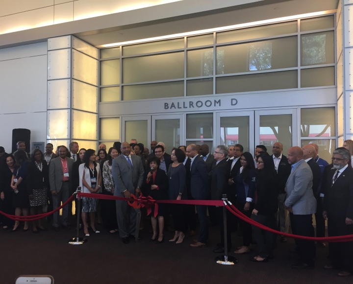 SCMSDC Ribbon Cutting Ceremony