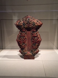 Wooden Prayer Table (Korea, Joseon dynasty) late 18th Century