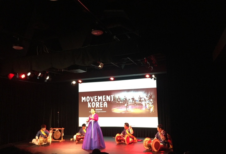 Movement Korea Live Performance, Korean Cultural Center Los Angeles, Drum Ensemble