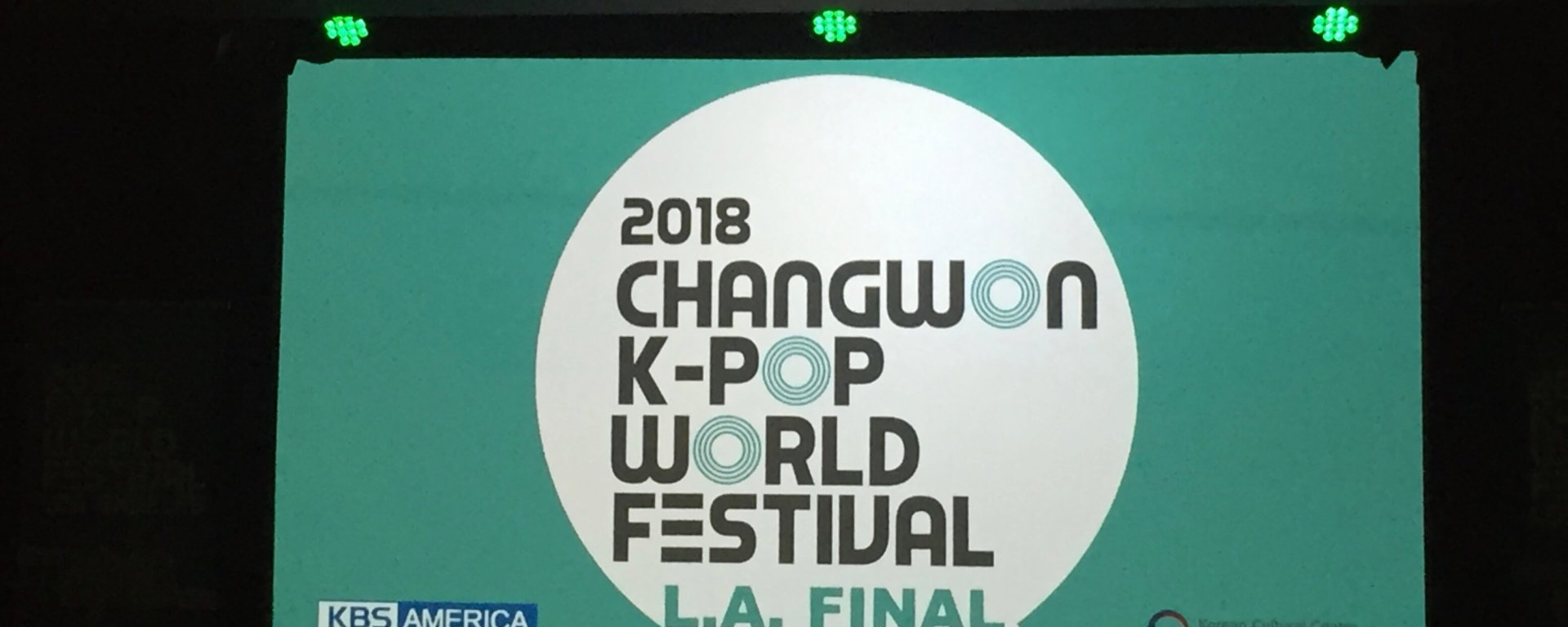 Kpop World Festival LA Finals, KCCLA