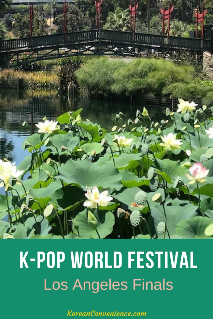 Kpop World Festival LA Finals, KCCLA, Los Angeles