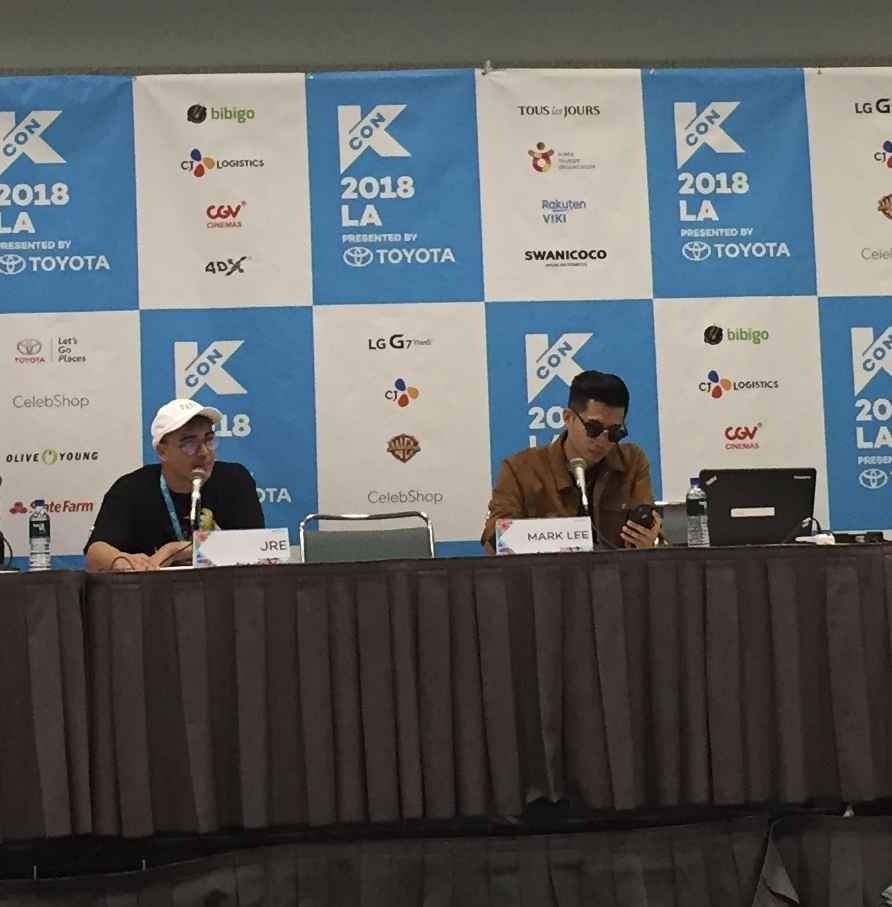KCON L.A. Panel Session Experience, Downtown, Los Angeles, JRE Youtube
