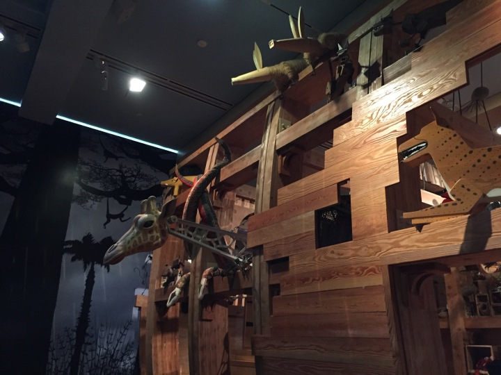 Skirball Cultural Center Experience, Noah's Ark