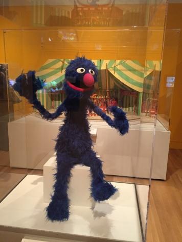 Skirball, Sesame Street Character, Cookie Monster, Los Angeles, CA