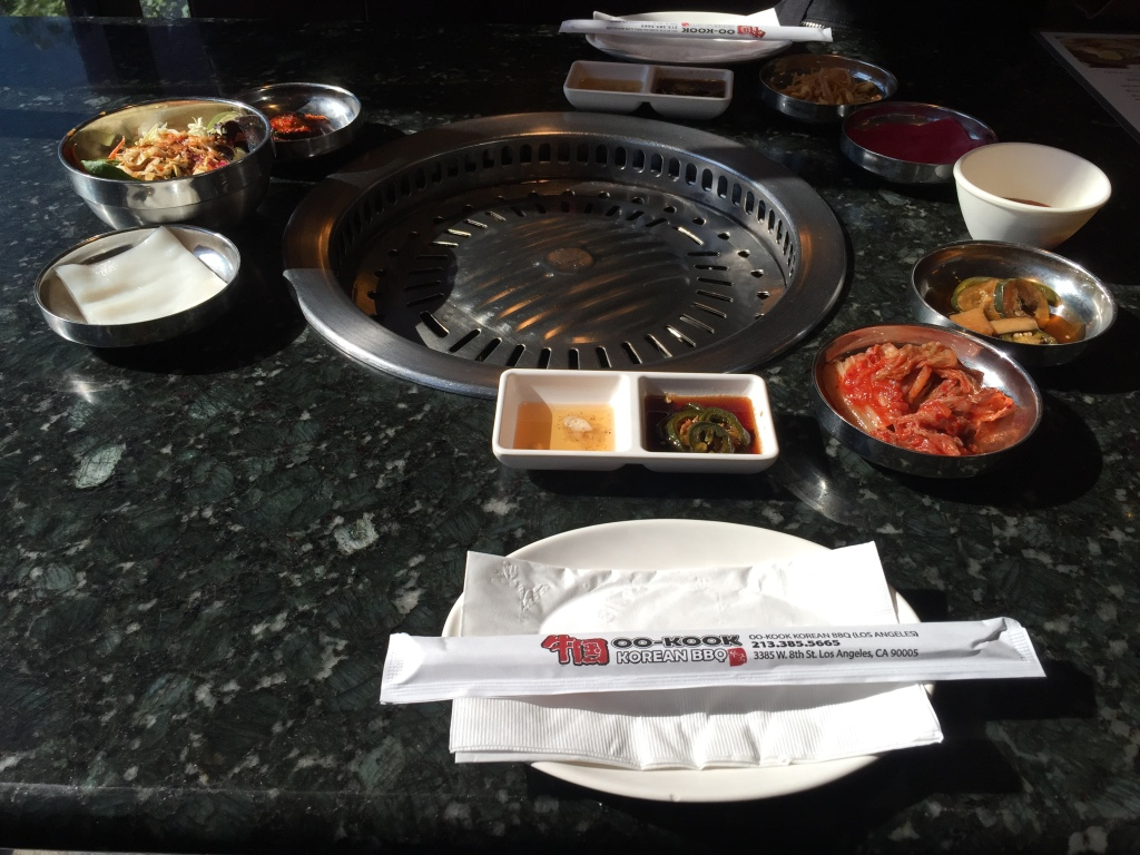 Oo-Kook Korean BBQ and Heyri Coffee House