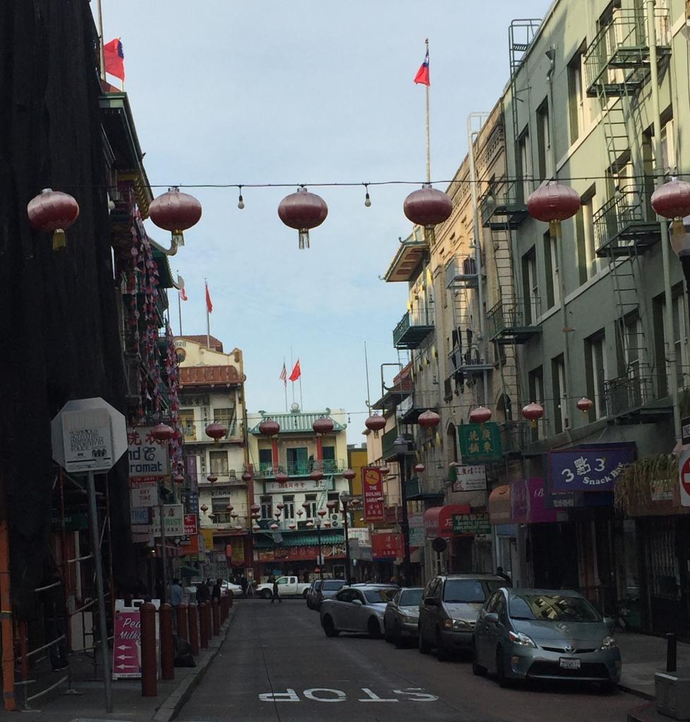 Grant Avenue, San Francisco Cinatown