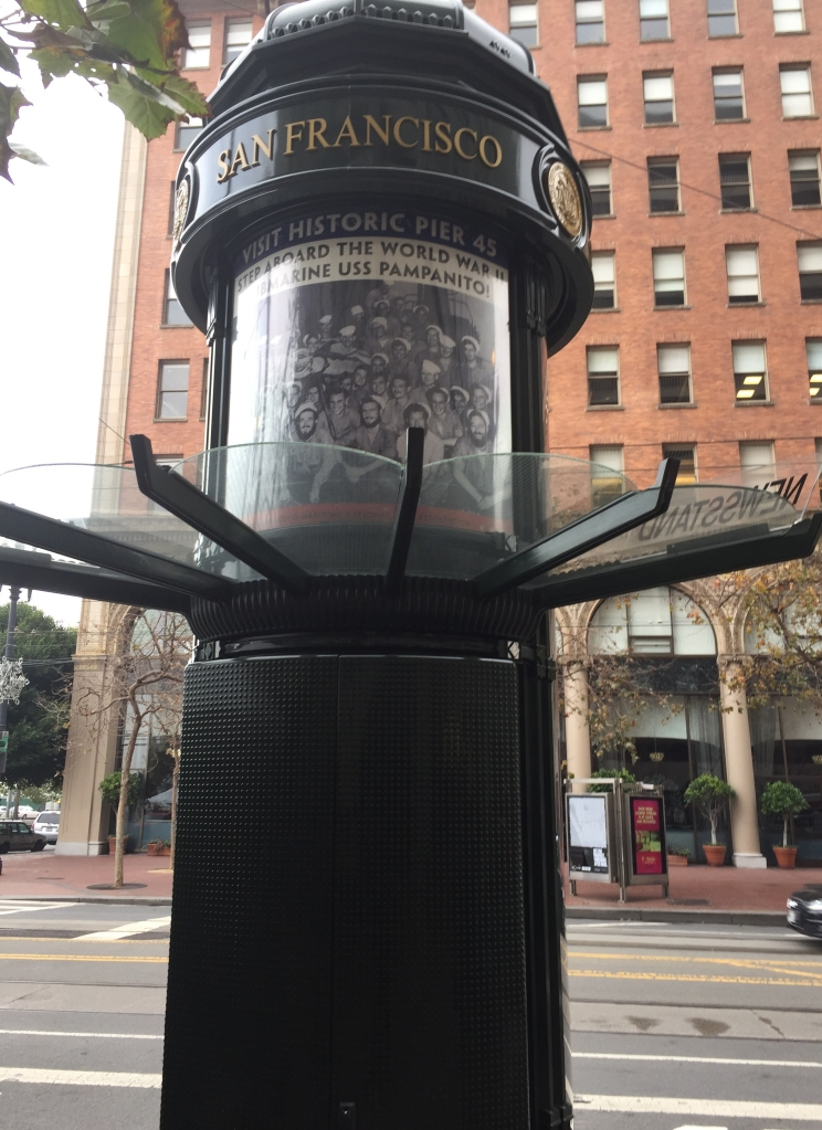 San Francisco LightPost